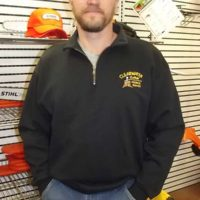 Clearwater Saw Shop Branded Sweatshirts