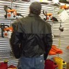 Exclusive Logger Rain Coats at Clearwater Saw Shop