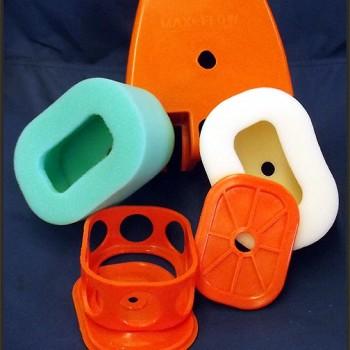 Max Flow Foam Air Filter Kit