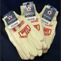 White Ox Gloves