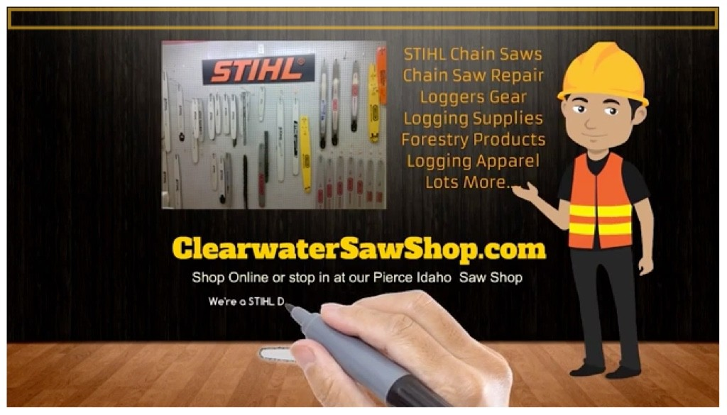 We're your one stop shop for Logging Gear, Supplies, Apparel, Stihl Chainsaws and more!